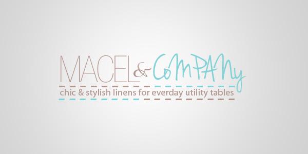 Macel & Company custom logo design