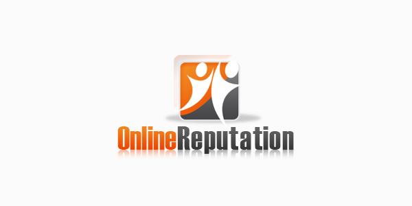 Online Reputation custom logo design