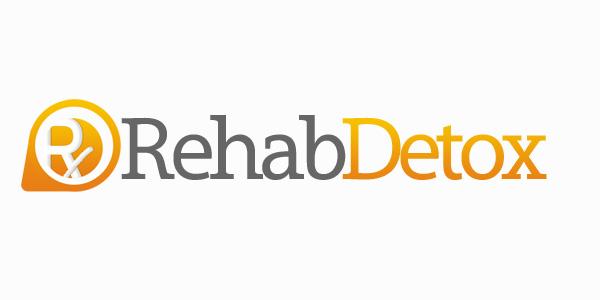 Rehab Detox custom logo design