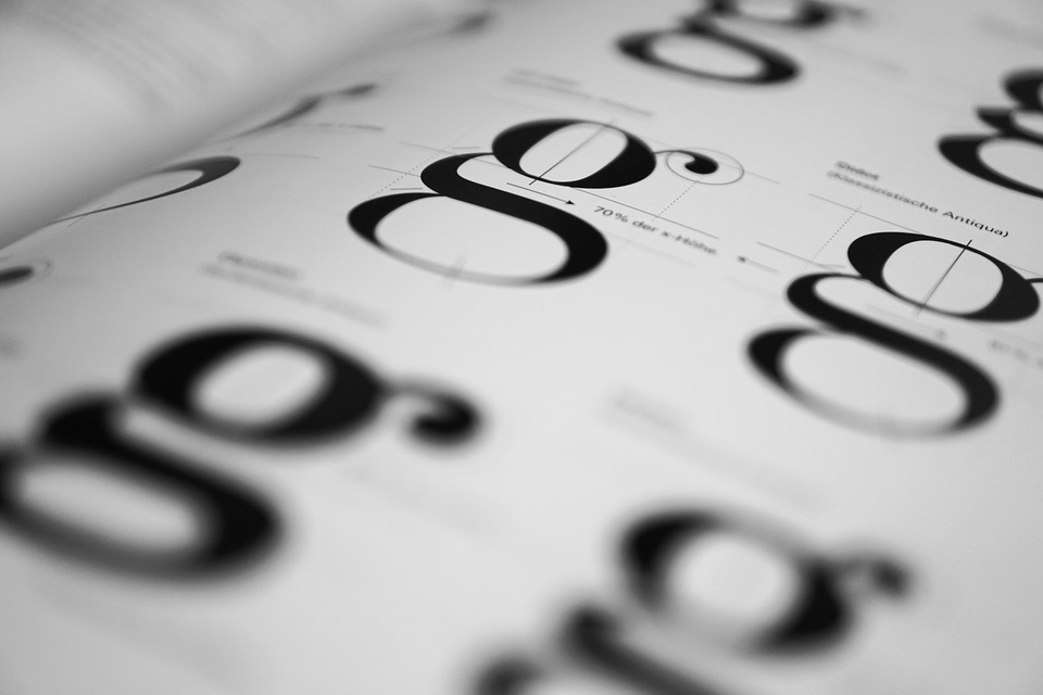 Importance of typography in business