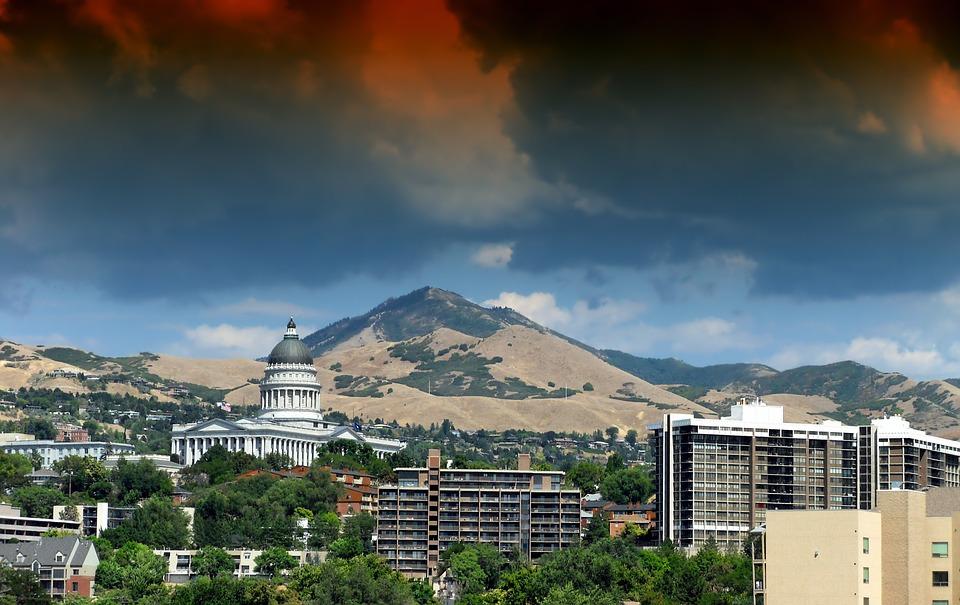 Salt Lake City Spring Hike