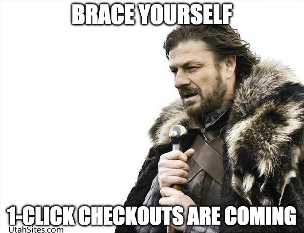 one click checkout