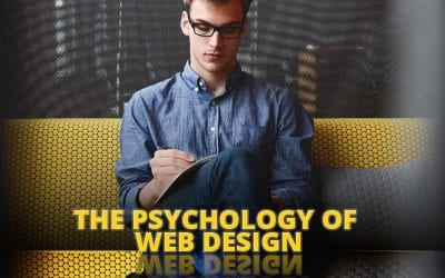 The Psychology of Web Design [infographic]