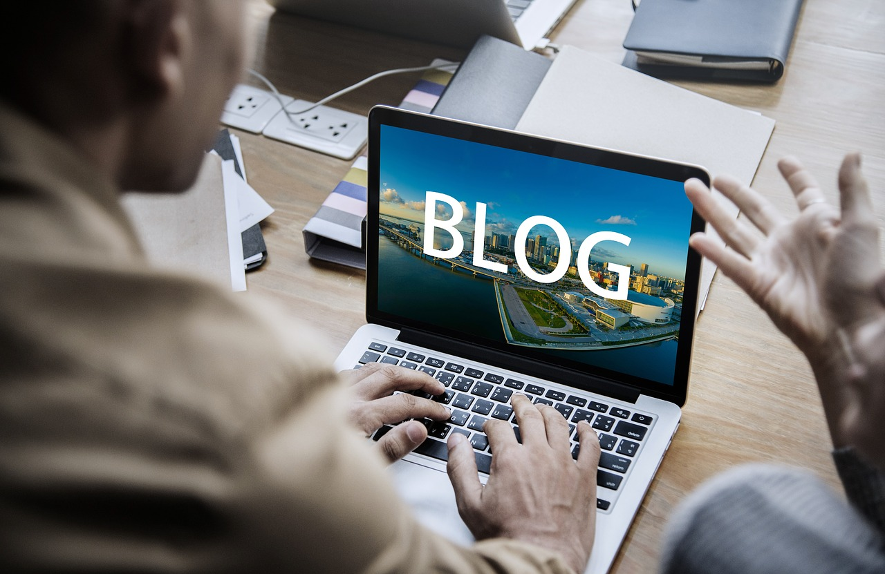 Blog or Forum